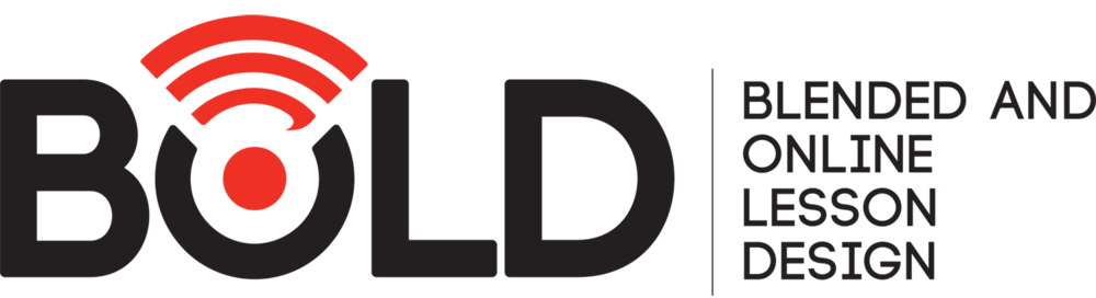 Blended and Online Lesson Design Symposium