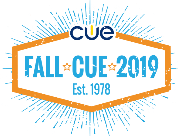 Fall CUE 2019