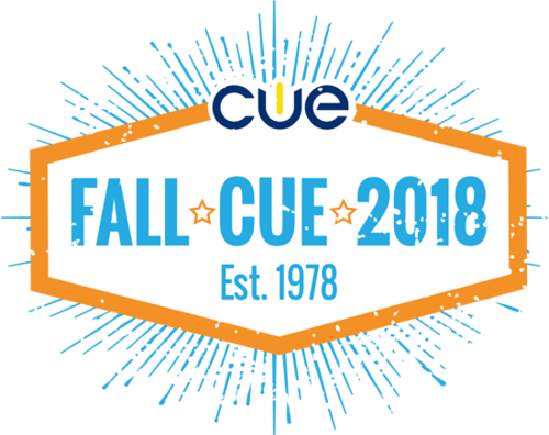 2018 Fall CUE Conference