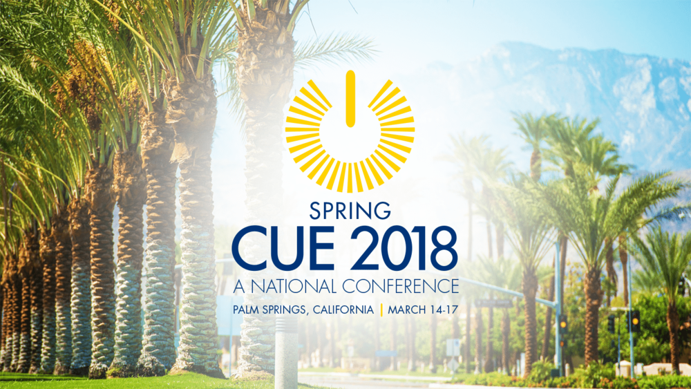 CUE National Conference
