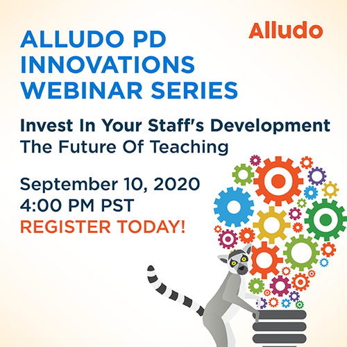 Join Alludo for a one-of-a-kind live webinar