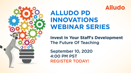Webinar: Invest in Your Staff - The Future of Teaching